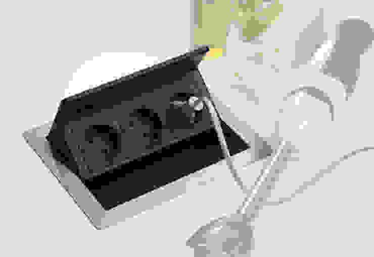 NOVIDADE por ESSANI-Inovação Tecnológica Moderno Alumínio/Zinco