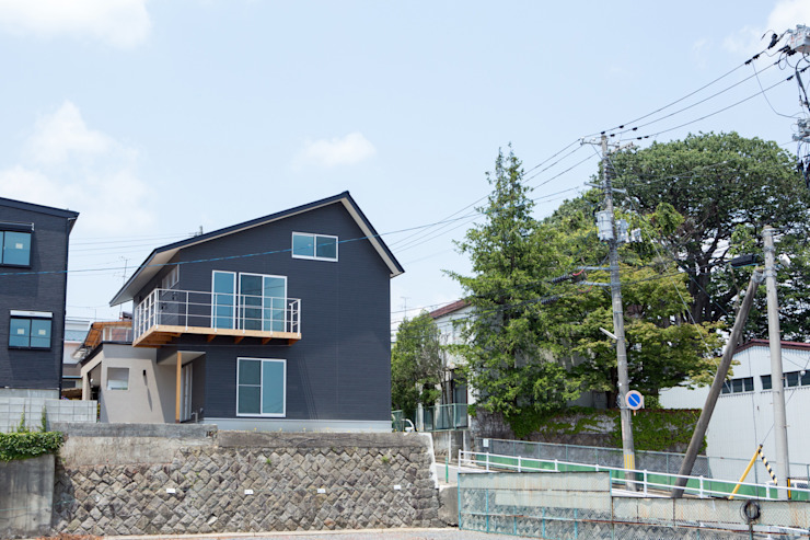 Maisons modernes par 清建築設計室/SEI ARCHITECT Moderne