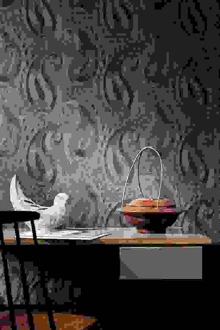Élitis Walls & flooringWallpaper Black