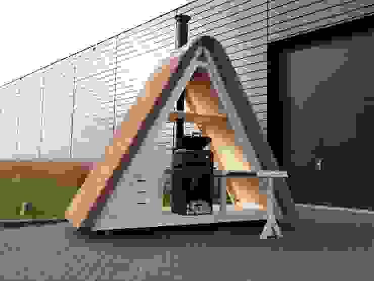 Design buitenkeuken van Parasolux Landelijk