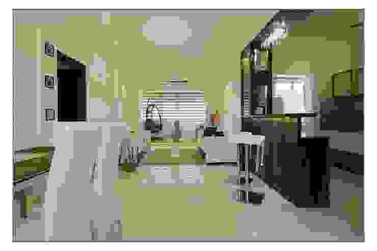 Navmiti Designs Вітальня Білий