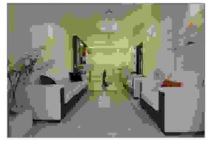 Living Room Modern style bedroom by Navmiti Designs Modern