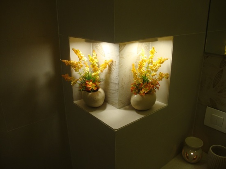 Bathroom Takeaway Interiors Modern style bedroom
