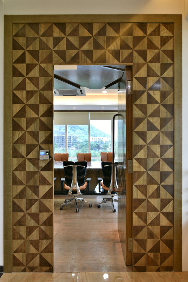 COMMERCIAL OFFICE INTERIORS by AIS Designs
