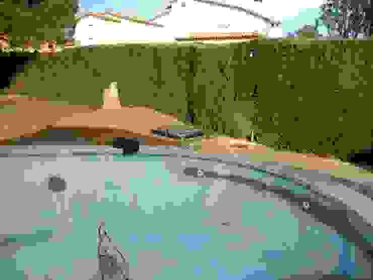 Colocación tubería boquillas de Diaz Pools