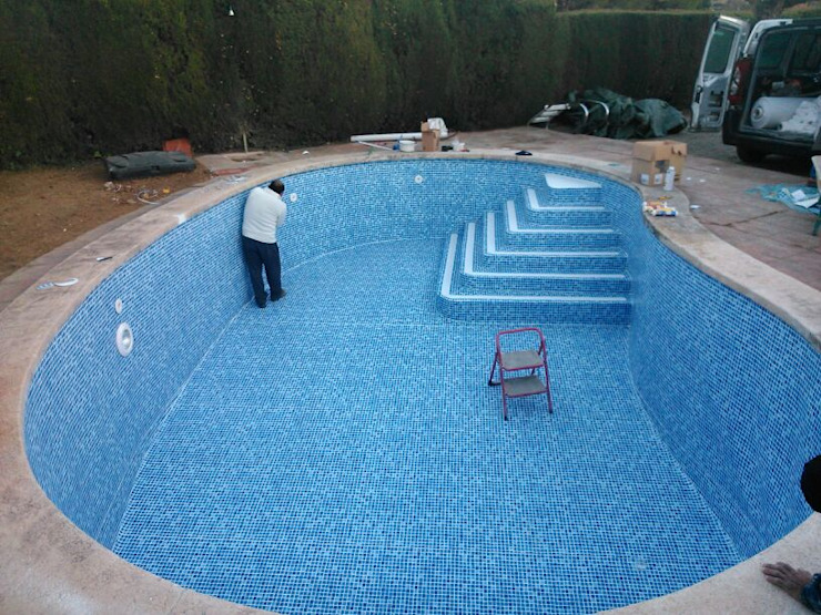 van Diaz Pools