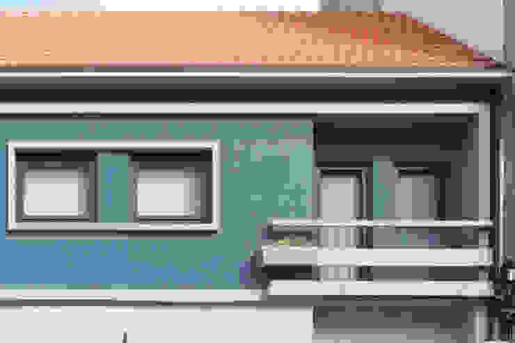 Sónia Cruz - Arquitectura Modern houses Blue