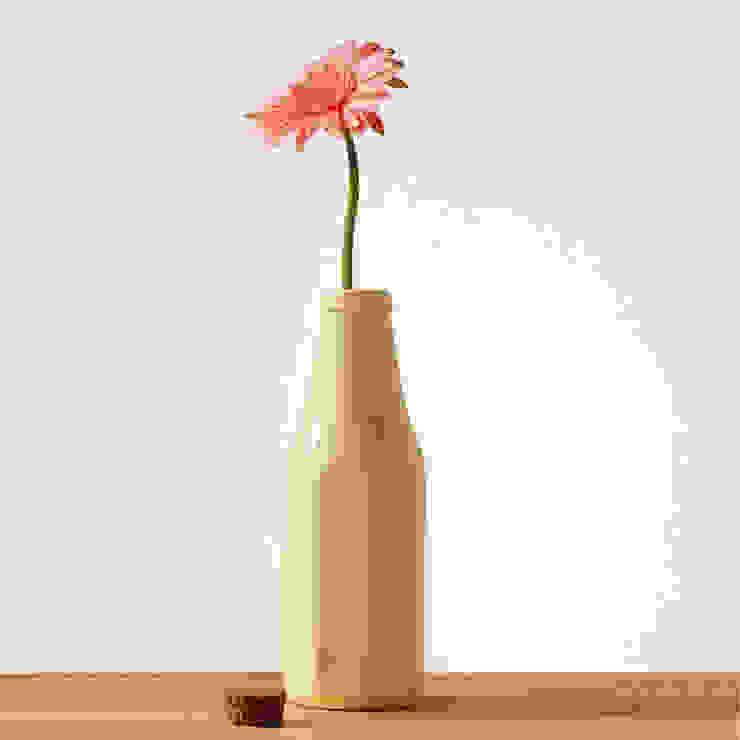 Botella Rosqueta de Bizcocho Moderno Cerámica