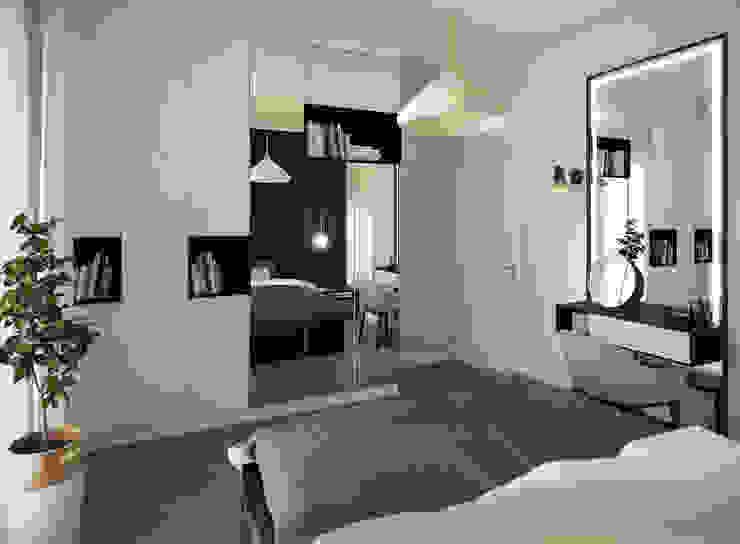 Mohav Design Minimalist bedroom