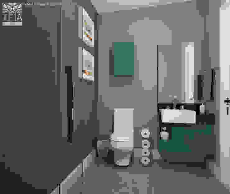 Teia Archdecor Modern bathroom