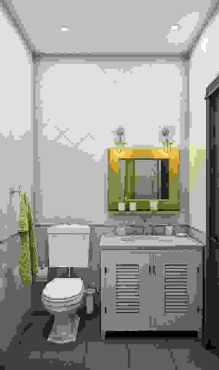 Classic style bathroom by Ателит Classic