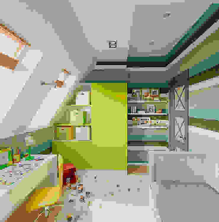 Modern Kid's Room by Ателит Modern