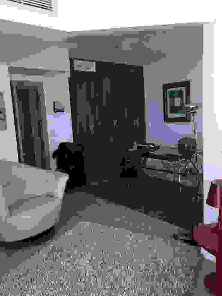 Proyecto Boca Ratón, Estado de la Florida. USA THE muebles Oficinas de estilo moderno