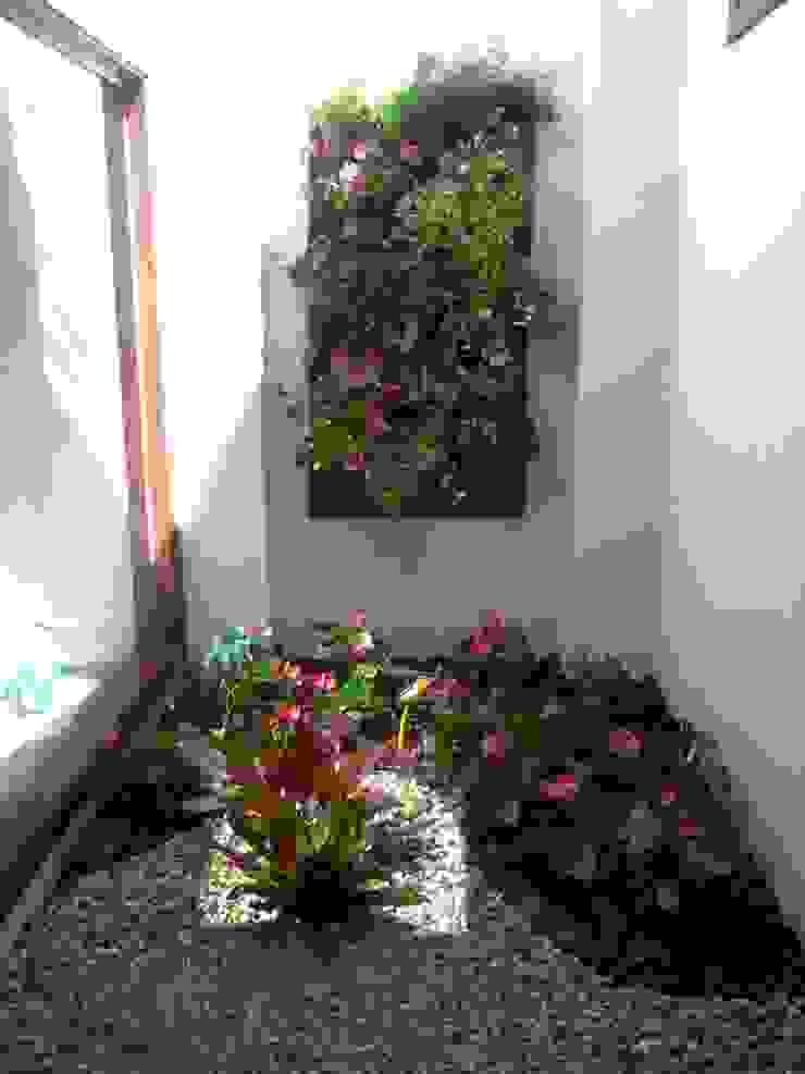 Borges Arquitetura & Paisagismo Interior landscaping