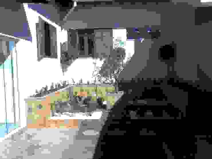 Modern garden by Borges Arquitetura & Paisagismo Modern