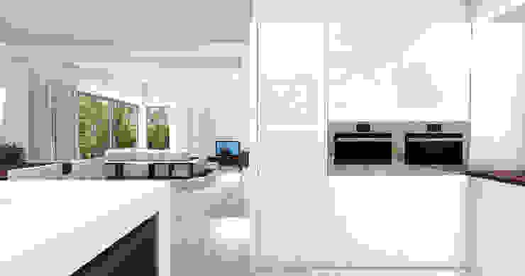 Kitchen by HomeKONCEPT | Projekty Domów Nowoczesnych