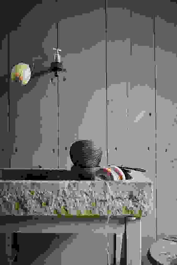 Capi Nature Indoor - Pot taps rond mini Zwart van Capi Europe Landelijk