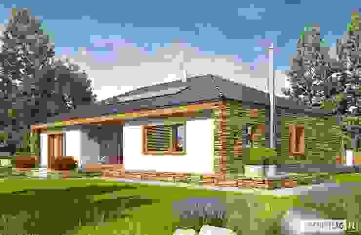 منازل تنفيذ Pracownia Projektowa ARCHIPELAG, حداثي