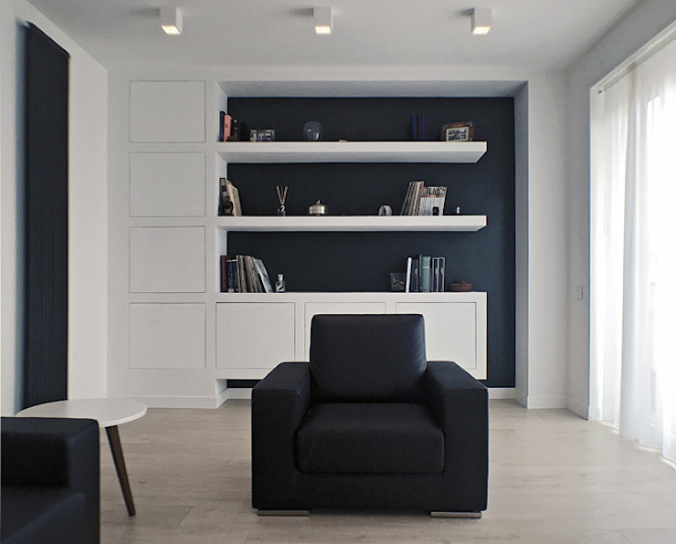 Living room by dadarch