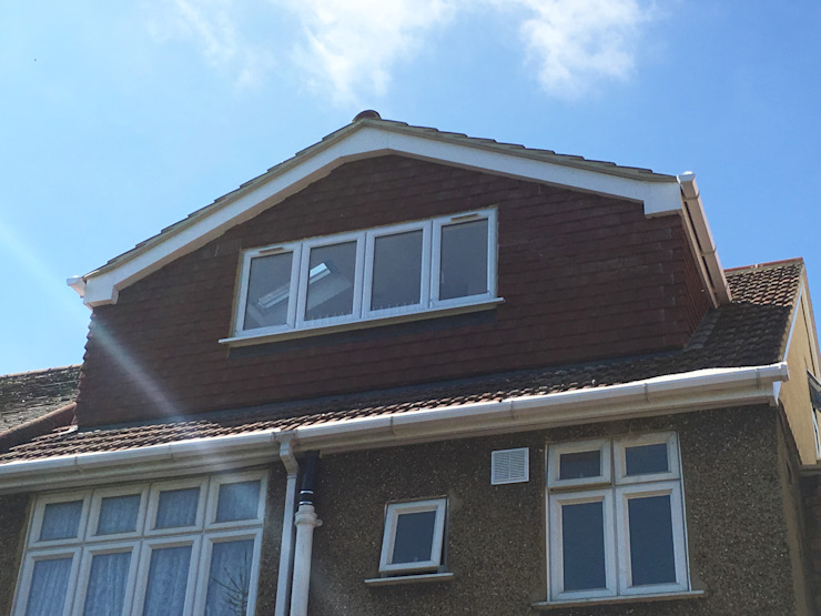 Loft Conversion - As Built de Arc 3 Architects & Chartered Surveyors