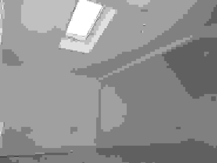 Loft Interior - As Built Arc 3 Architects & Chartered Surveyors