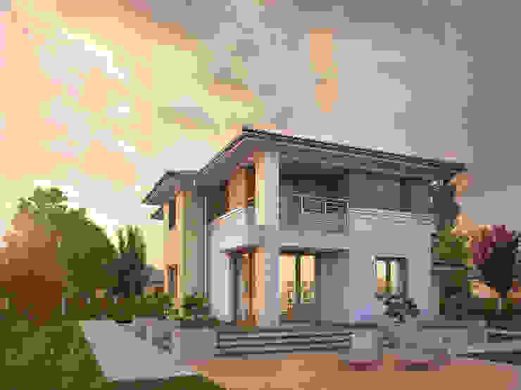 8 Casas De Dos Pisos Con Planos Maravillosas