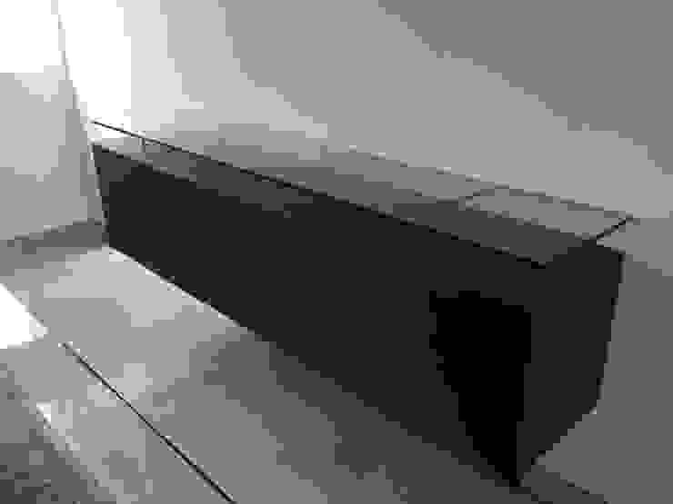 Proyecto La Alameda Comedores de estilo moderno de THE muebles Moderno