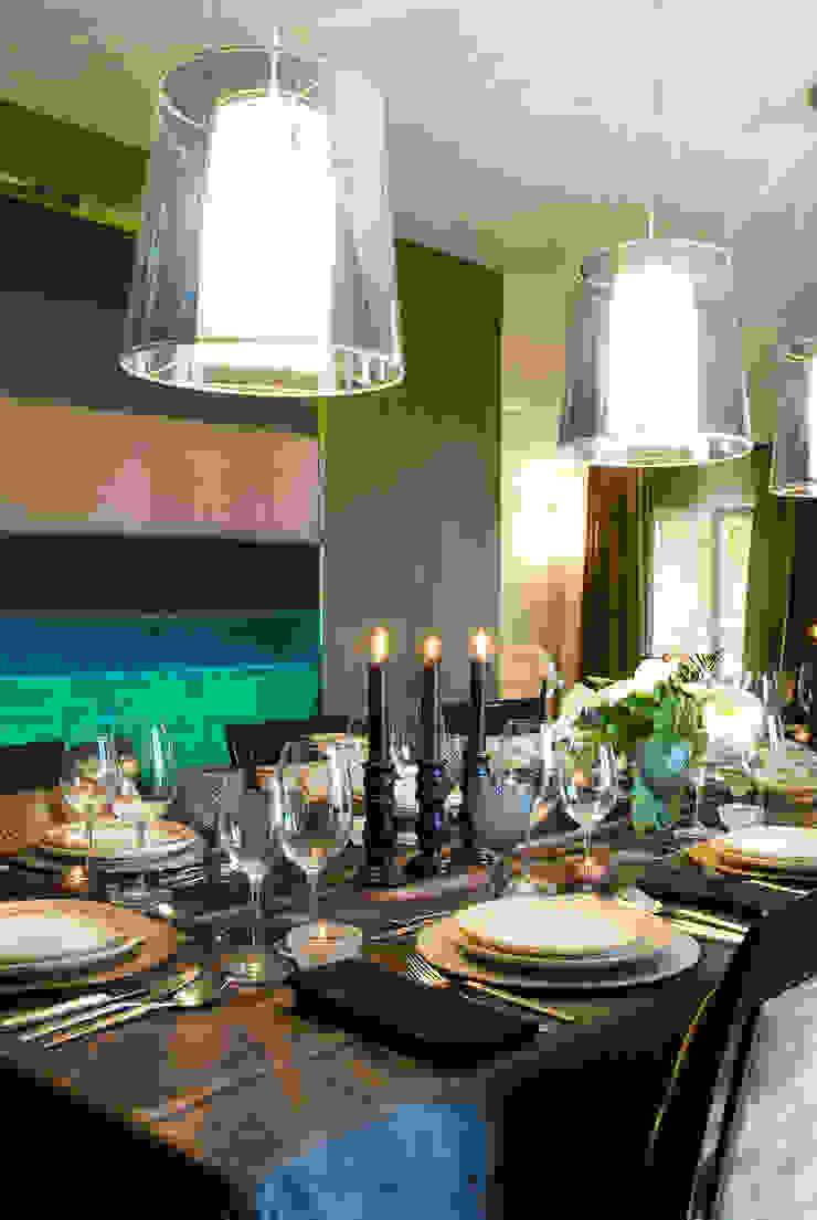 COLOR HOME Salas de jantar modernas por Andreia Abrantes Moderno