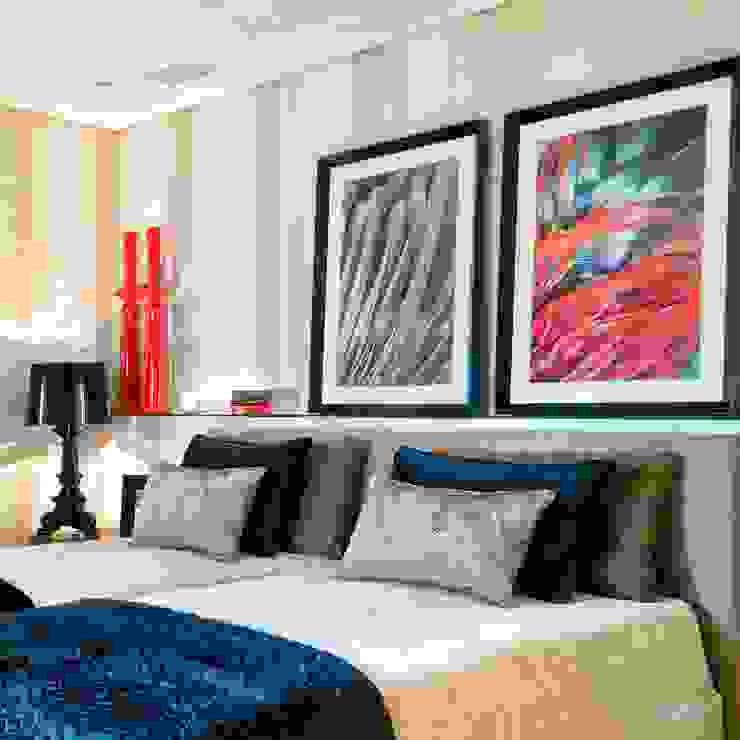 COLOR HOME Quartos modernos por Andreia Abrantes Moderno
