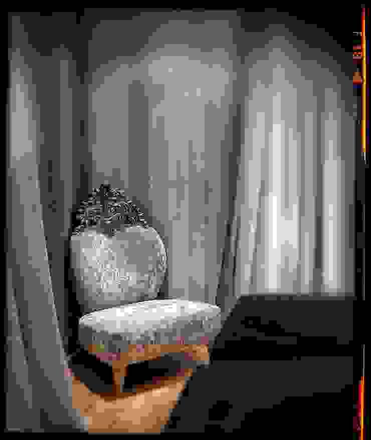 Projects Details Quartos clássicos por Andreia Abrantes Clássico