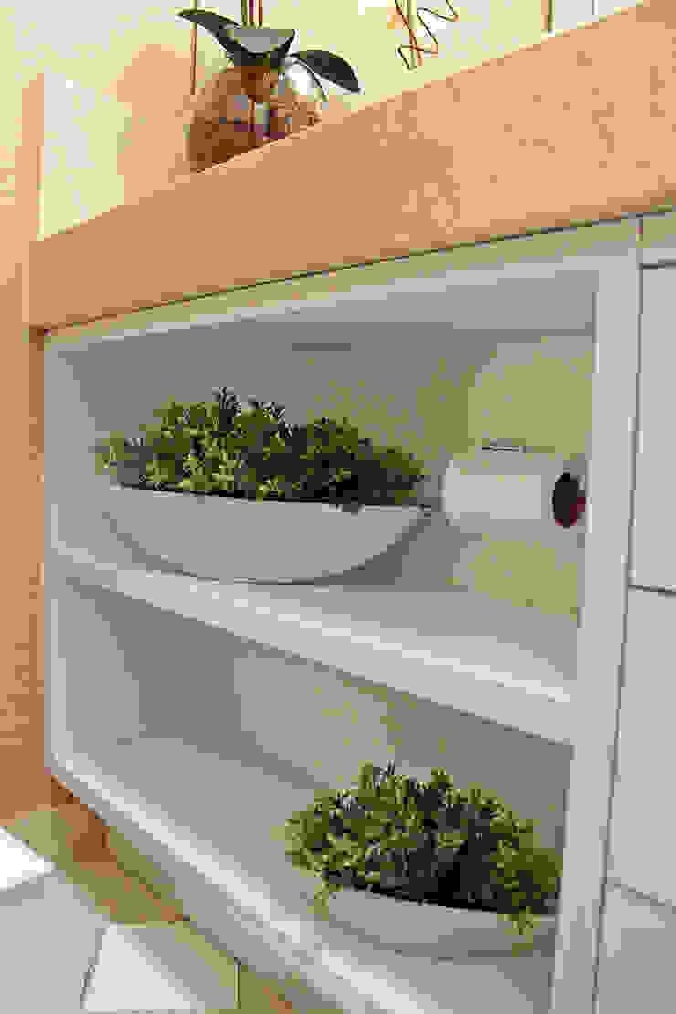 di Daiana Oliboni Design de Interiores Moderno