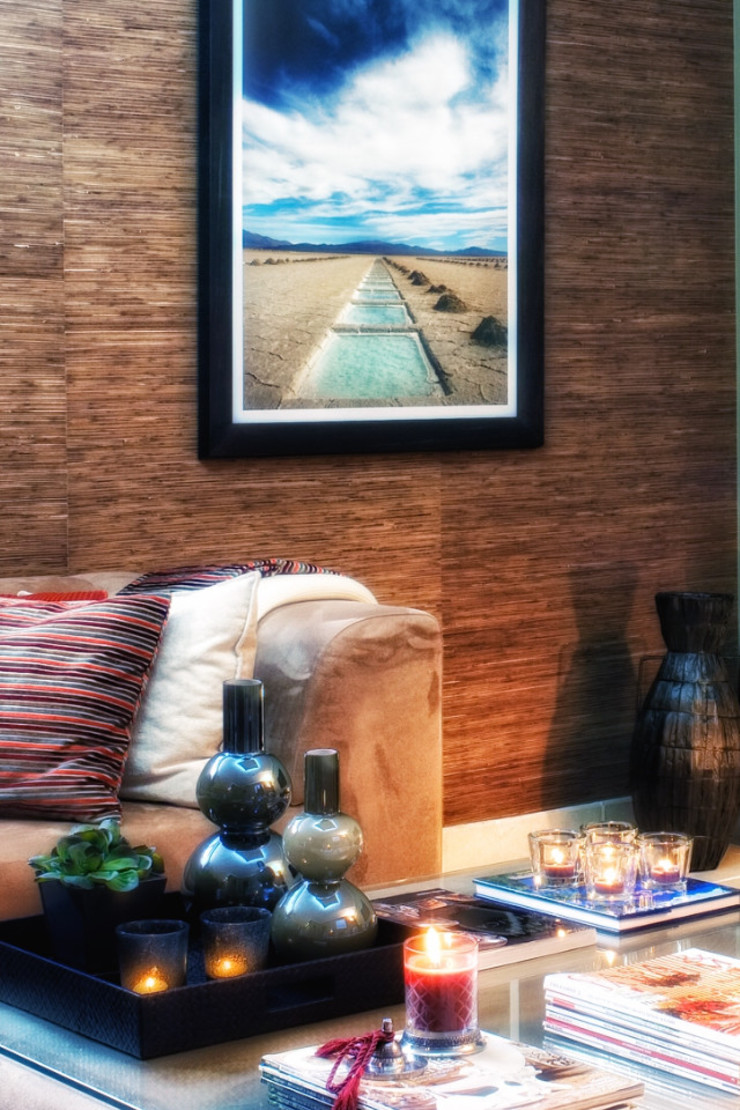 COLOR HOME Salas de estar modernas por Andreia Abrantes Moderno