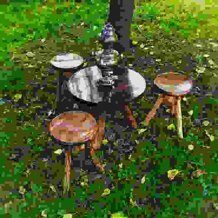 bahça mobilyası/garden furniture Coşkun Ahşap Dekorasyon Rustik Ahşap Ahşap rengi