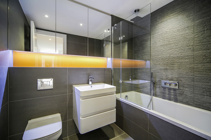 Douro Street, London Modern bathroom by GPAD Architecture & Interior Design Modern