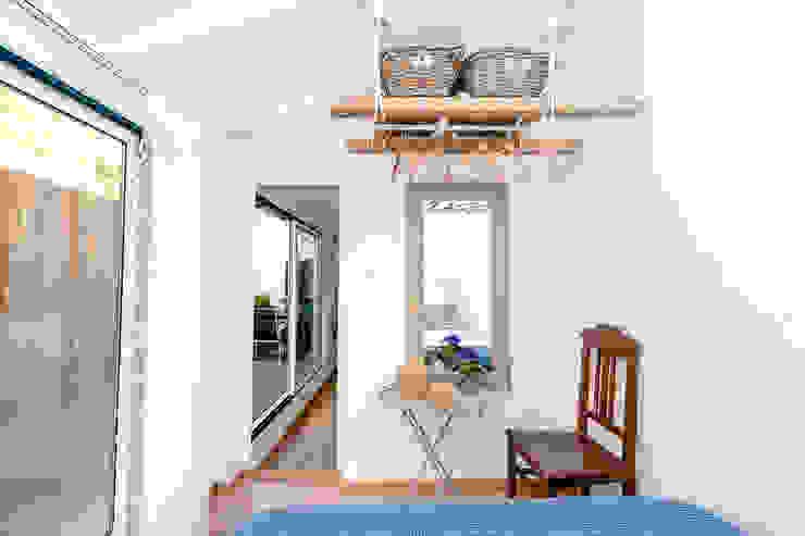 Dormitorios de estilo rural de alma portuguesa Rural