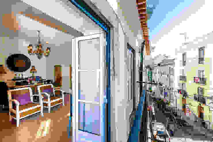 alma portuguesa Country style house