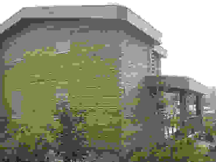 Gürsoy Kerestecilik Maisons classiques Bois Effet bois