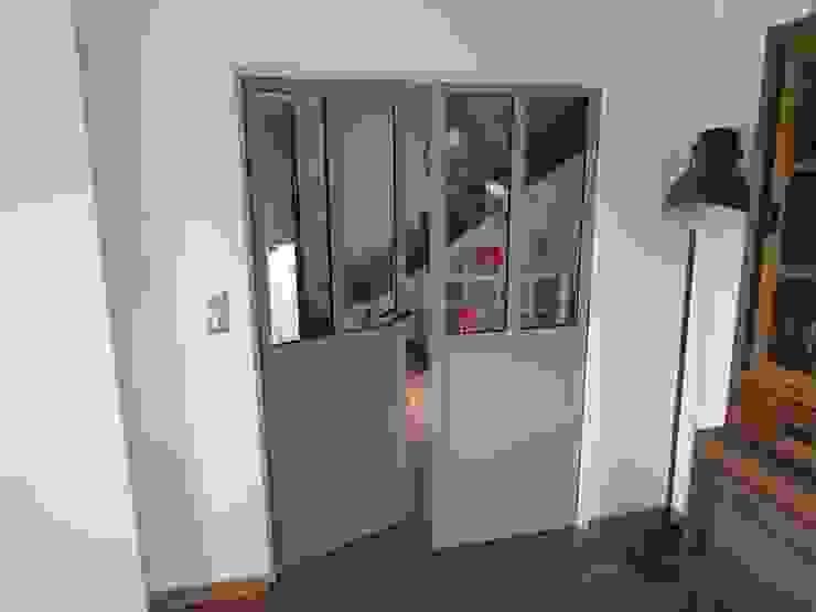 Industrialne okna i drzwi od metallerie swiatek Industrialny