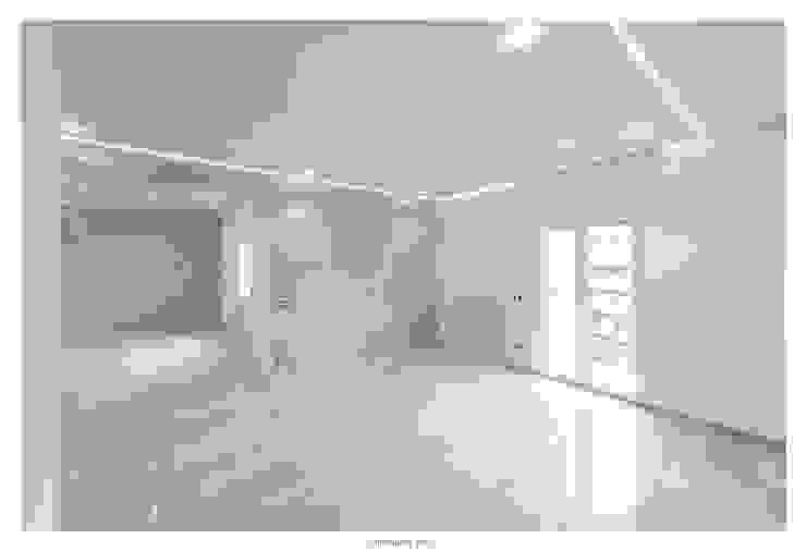 GINO SPERA ARCHITETTO Living room