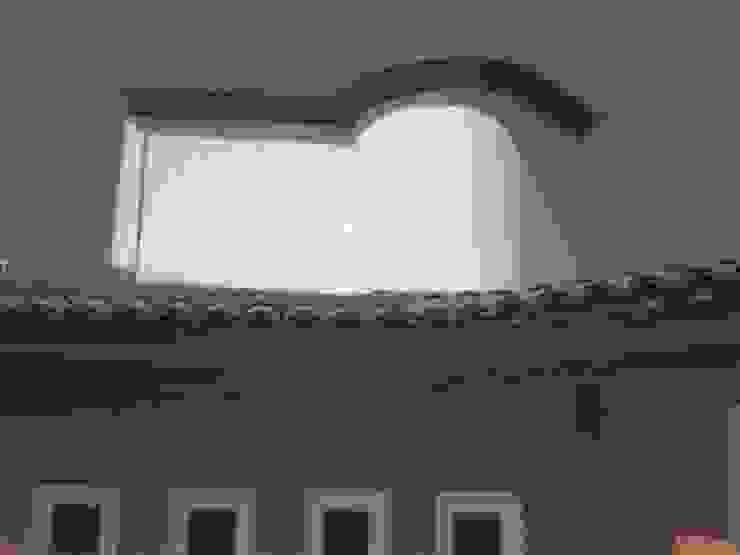Casa Moreno Casas modernas de Rueda Arquitectura y Bienes Raíces Moderno