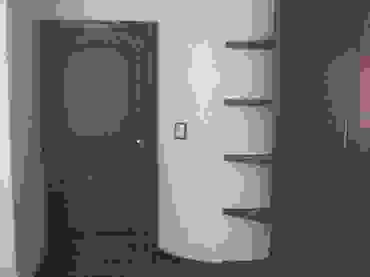 Casa Moreno Dormitorios modernos de Rueda Arquitectura y Bienes Raíces Moderno