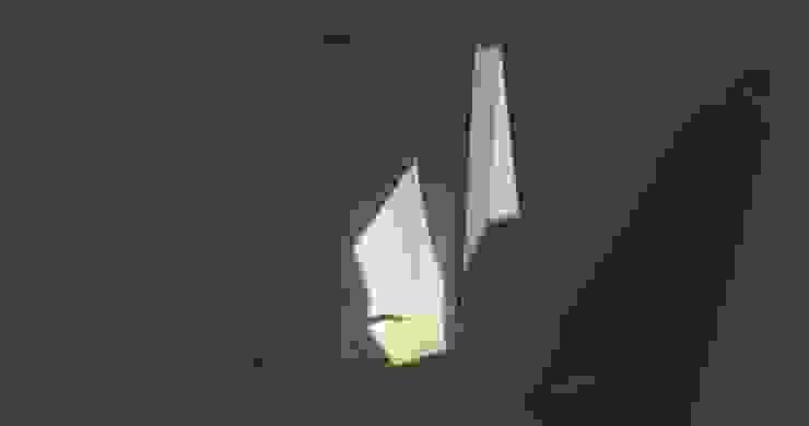 Anteproyecto Vivienda Suburbana Dormitorios minimalistas de Oficina de Diseño y Arquitectura Minimalista