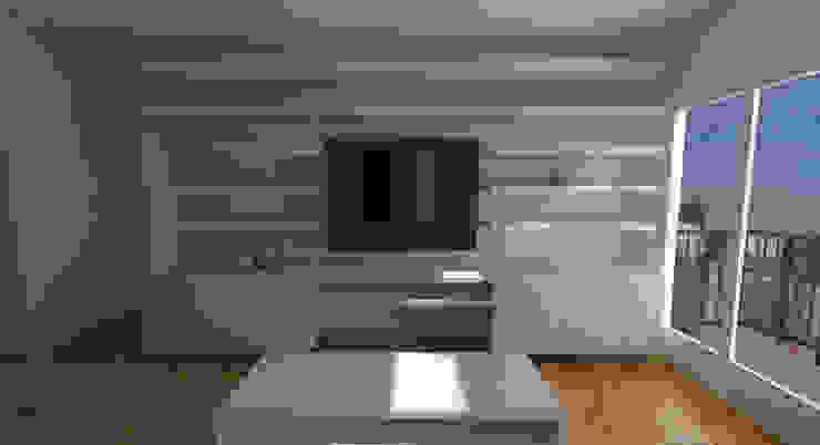 Salas de estilo minimalista de Oficina de Diseño y Arquitectura Minimalista