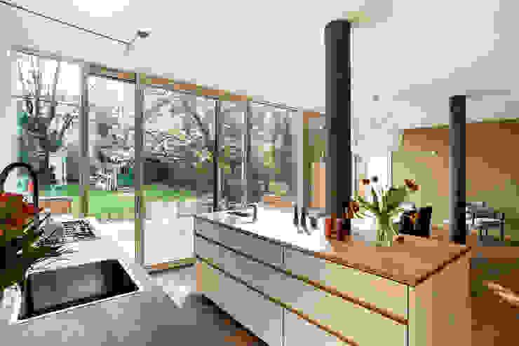 Cuisine moderne par bogenfeld Architektur Moderne