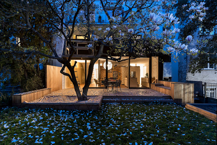 Modern Houses by bogenfeld Architektur Modern