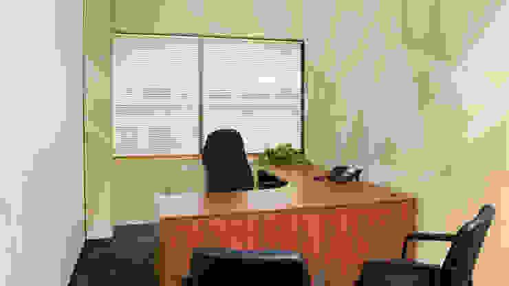 Subtle crystals Moderne Arbeitszimmer von Pixers Modern