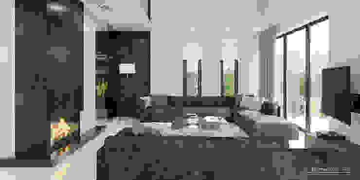 modern  door HomeKONCEPT | Projekty Domów Nowoczesnych, Modern
