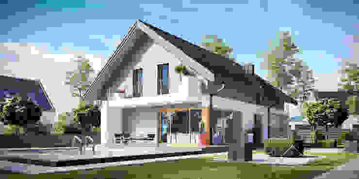 Projekt domu HomeKONCEPT 11 HomeKONCEPT | Projekty Domów Nowoczesnych