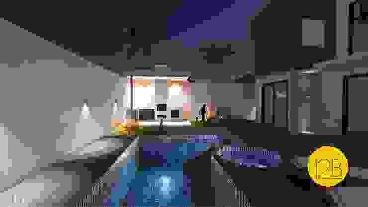 Moderner Spa von Estúdio 12b Modern