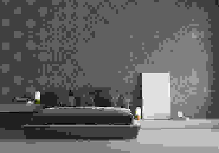 BandIt Design Modern style bedroom Grey